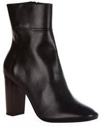 Claudie Pierlot - Andes Leather Ankle Boots - Lyst