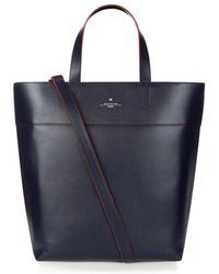 Weekend by Maxmara - Leather Tote Bag - Lyst