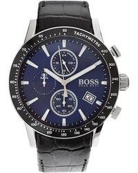 BOSS Black - Rafale Watch - Lyst