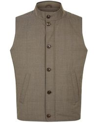 Peter Millar - Quilted Gilet - Lyst