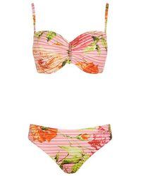 Maryan Mehlhorn - Jardin Underwired Bikini Set - Lyst