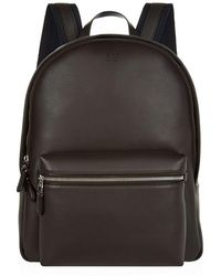 Dunhill - Smooth Leather Backpack - Lyst