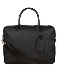 Tom Ford - Grained Leather Briefcase - Lyst