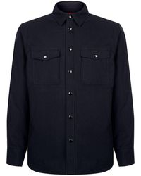 Rag & Bone - Quilted Jack Overshirt - Lyst
