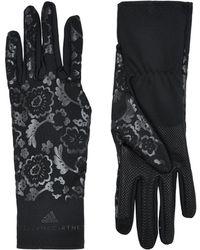 adidas By Stella McCartney - X Stella Mcartney Running Gloves - Lyst