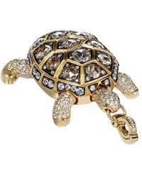 Annoushka   Mythology Turtle Locket   Lyst