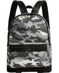3b5ed46d5da1 Michael Kors Kent Camouflage Cargo Backpack for Men - Lyst