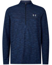 Under Armour - Siphon Zipped Sweater - Lyst