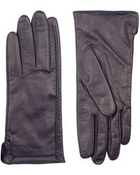 Sandro - Gabriel Leather Gloves - Lyst