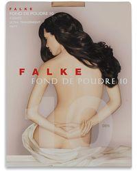 Falke - Fond De Poudre 10 Tights - Lyst