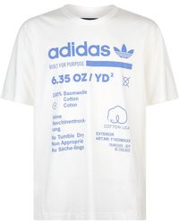 adidas Originals - Kaval T-shirt - Lyst