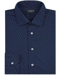Harrods - Printed Cotton Shirt - Lyst