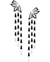 Stephen Webster - White Gold And Diamond Dynamite Cascade Drop Earrings - Lyst
