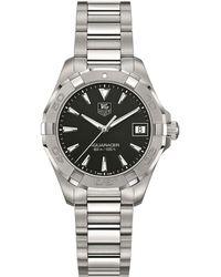 Tag Heuer - Aquaracer Watch - Lyst