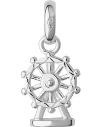 Links of London - Sterling Silver London Eye Charm - Lyst