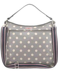 Cath Kidston - Spot Print Changing Bag, Grey - Lyst