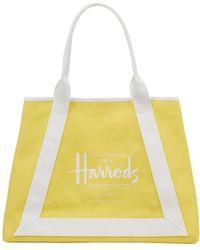Harrods - Anglesey Logo Shoulder Bag - Lyst