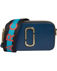Marc Jacobs - Leather Snapshot Camera Cross Body Bag - Lyst