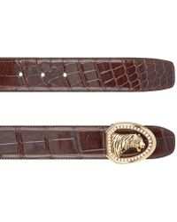 Stefano Ricci - Tiger Diamond Belt - Lyst