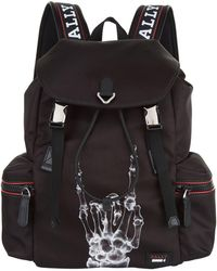 Bally - Shok-1 X Swizz Beatz Nylon Backpack - Lyst