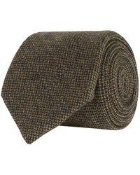 James Purdey & Sons - Tweed Tie - Lyst