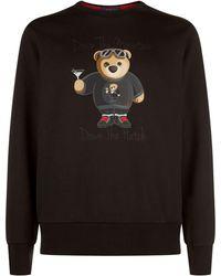 Ralph Lauren | Bear Sweater | Lyst