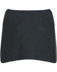 Fabiana Filippi - Chain Detail Mini Skirt - Lyst