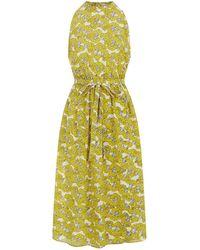 Robert Rodriguez - Dania Floral Printed Dress - Lyst