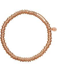 Links of London - Sweetie Xs Rose Gold Vermeil Bracelet - Lyst