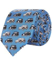 Burberry - London Taxi Tie - Lyst