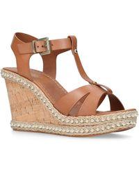 Carvela Kurt Geiger - Karoline Wedge Sandals 60 - Lyst