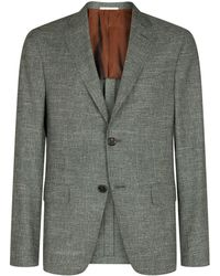 Pal Zileri - Wool Blazer - Lyst