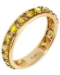 Annoushka - Dusty Diamonds Eternity Ring - Lyst