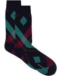Pantherella - Patterned Socks - Lyst