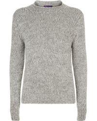 Ralph Lauren Purple Label - Cashmere Sweater - Lyst