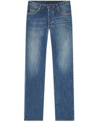 Armani Jeans - Regular Fit Jeans - Lyst
