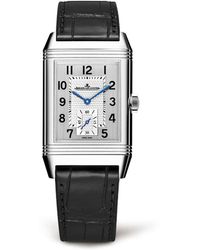 Jaeger-lecoultre - Reverso Classic Large Small Second Watch - Lyst