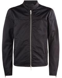 Unravel - Cotton Bomber Jacket - Lyst