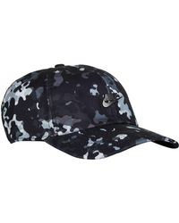 b26070753c7 Nike Camouflage Classic 99 Swoosh Flex Cap in Green for Men - Lyst