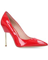 Kurt Geiger - Britton Patent-leather Courts - Lyst