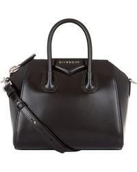 Givenchy - Mini Smooth Antigona Tote - Lyst