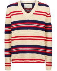 Gucci - Tricot Pour La Cte D'azur Sweater - Lyst