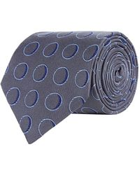 Turnbull & Asser - The Die Another Day Silk Tie - Lyst