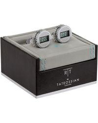 Tateossian - Digital Watch Cufflinks - Lyst