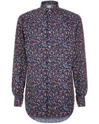 Paul Smith - Formal Flower Print Shirt - Lyst