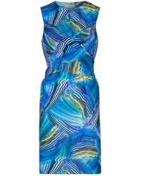 Gottex - Tourmaline Wrap Shift Dress - Lyst