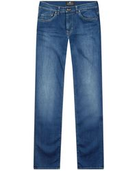 7 For All Mankind - Kayden Modern Slim Jeans - Lyst