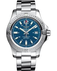 Breitling - Stainless Steel Colt Automatic Watch 41mm - Lyst