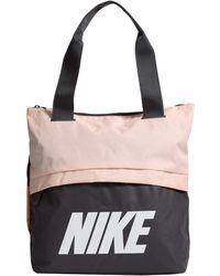 afc78536e8 Nike Air Force 1 Tote Bag in Black - Lyst