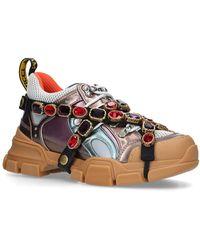 Gucci - Journey Trek Sneakers - Lyst